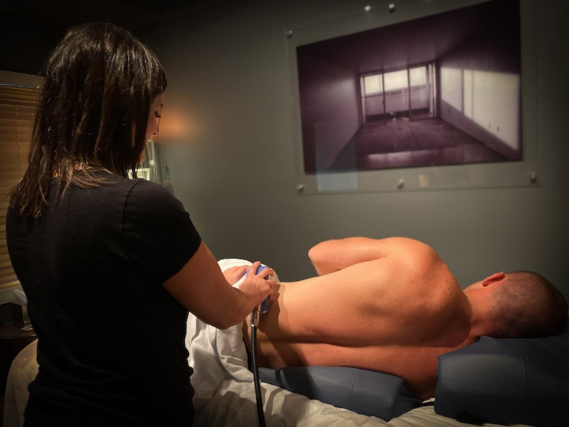 sonic wave therapy in St. Pete