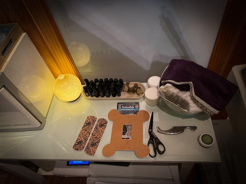 massage Integrative Bodywork in St. Pete